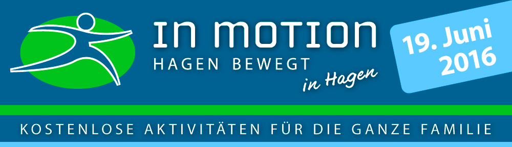 in motion – Hagen bewegt in Hagen